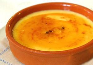 Crema catalana collonuda - Les putes receptes de la iaia