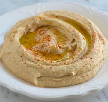 Recepta d'Hummus