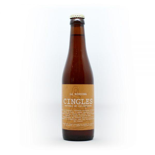 Cervesa artesana Cingles La Minyona