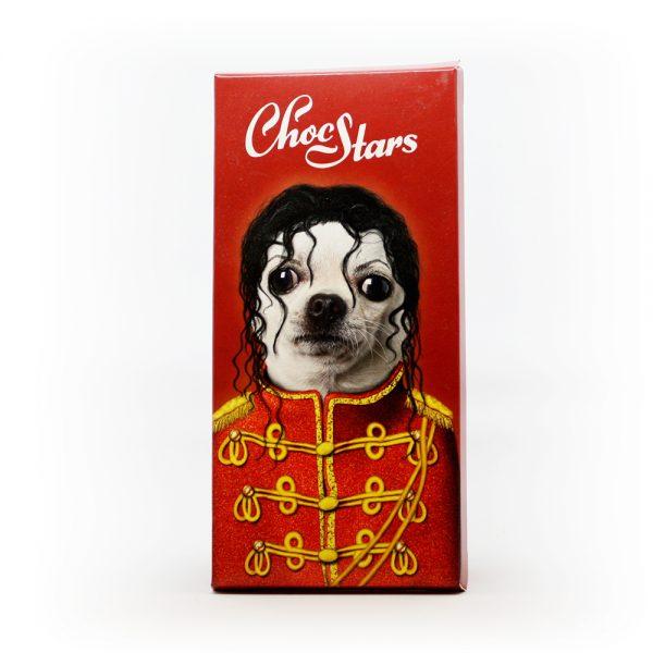 Chockstars Michael Jackson Xocolata