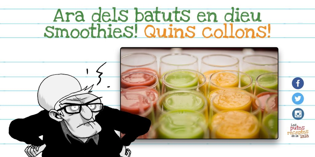 smoothies, els collons
