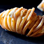 Putes patates Hasselback