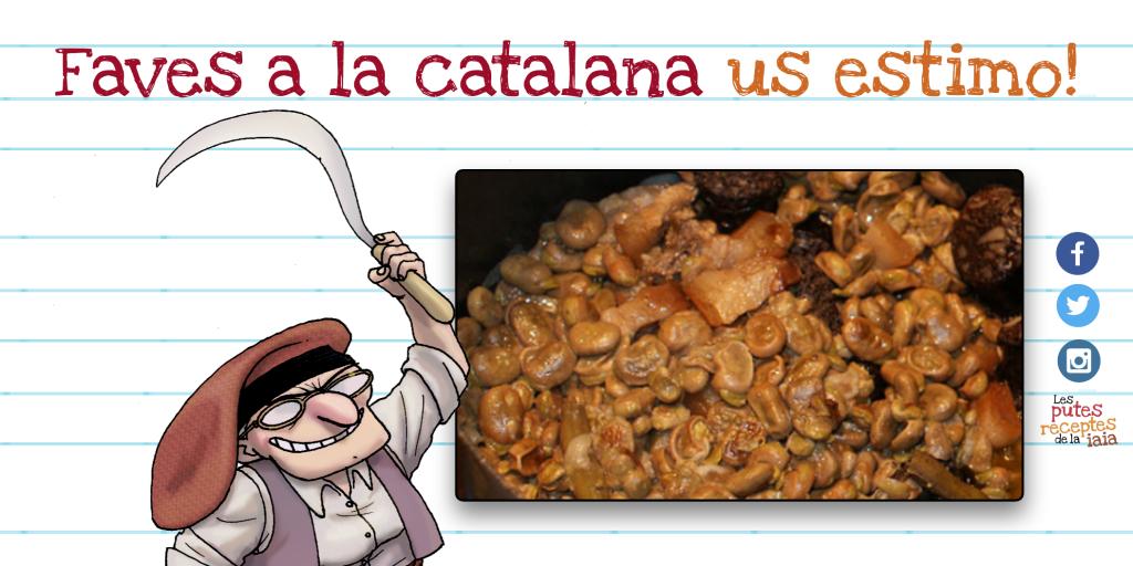 Les putes faves a la catalana