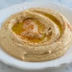 حُمُّص بطحينة – recepta d'hummus
