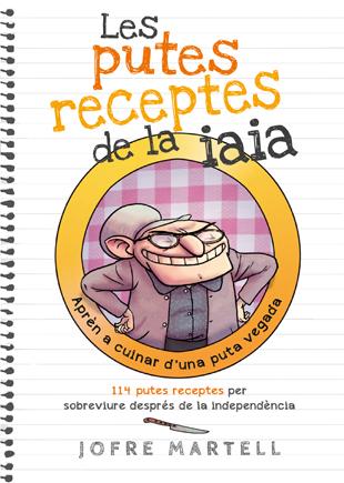 El llibre de les putes receptes de la iaia