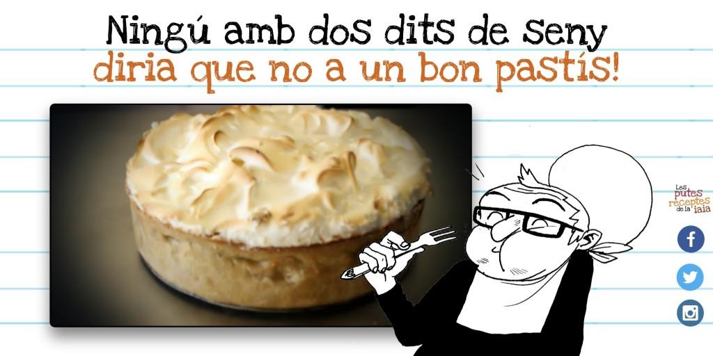 Eh gordo: pastís per a lerdos