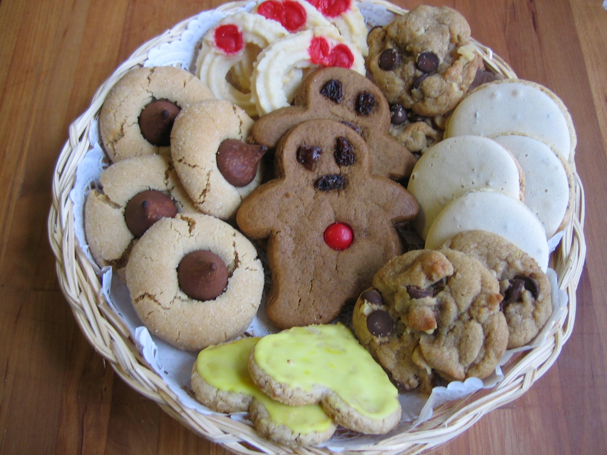 Especials nens gordos: galetes de Nadal