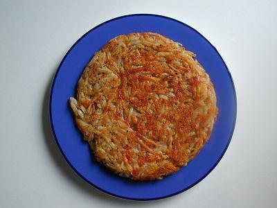 Típic plat suís: el puto Rösti