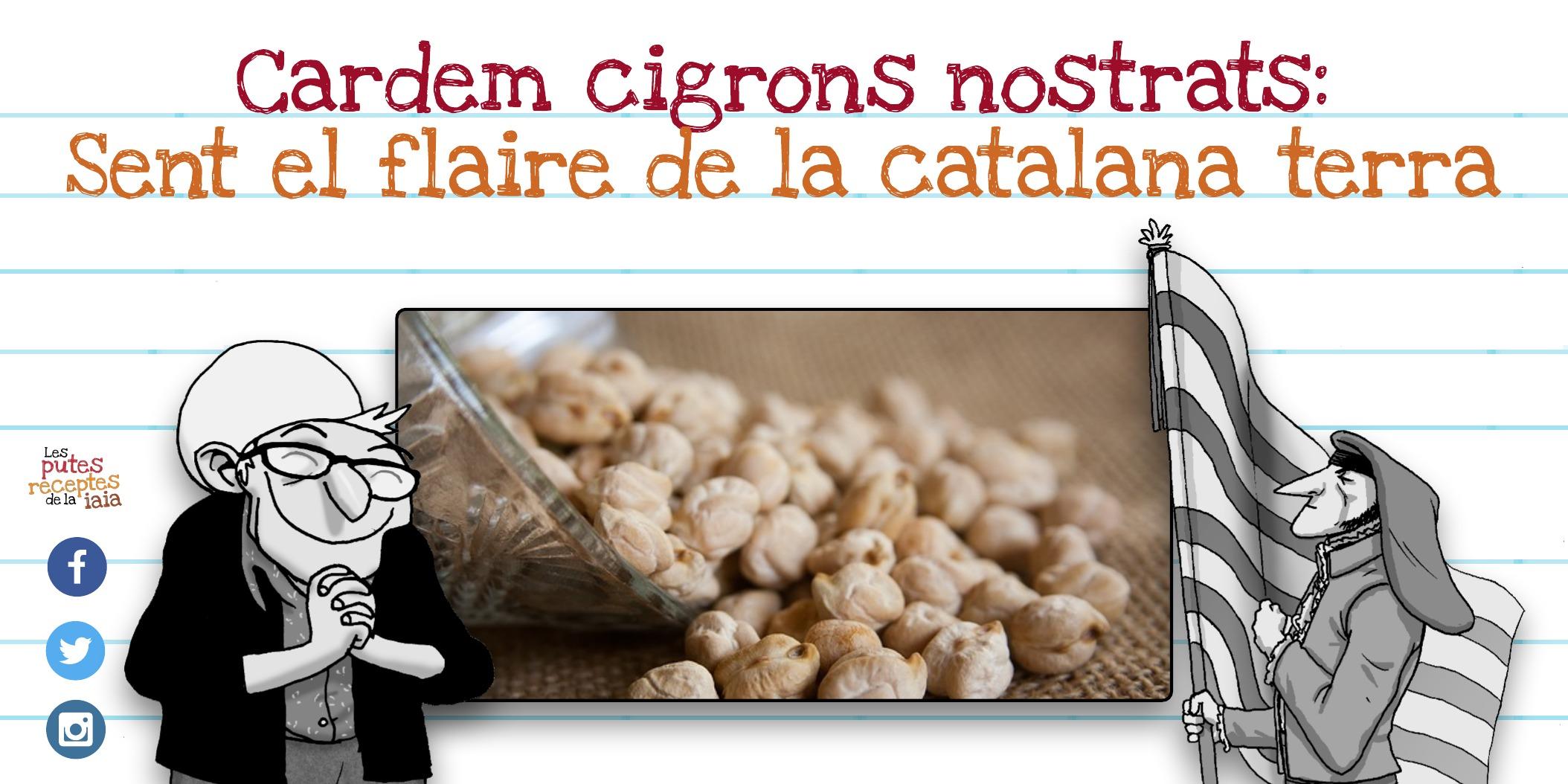 Els putos cigrons a la catalana