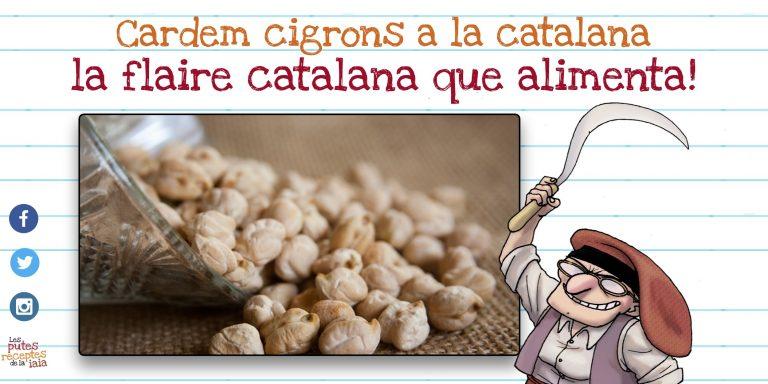 Cigrons a la catalana: la recepta definitiva