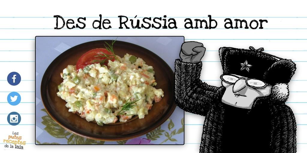 Parim una ensaladilla russa