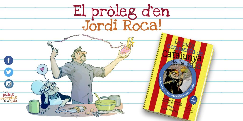 El puto pròleg d'en Jordi Roca
