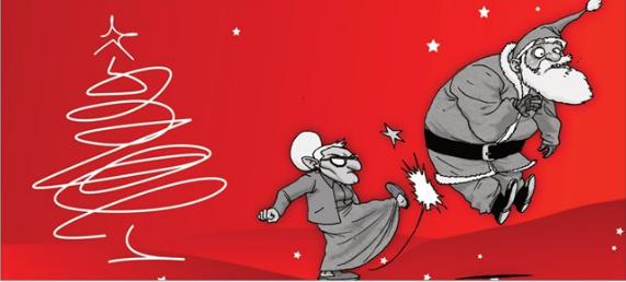 La puta felicitació de Nadal