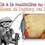 bacallà a la musselina